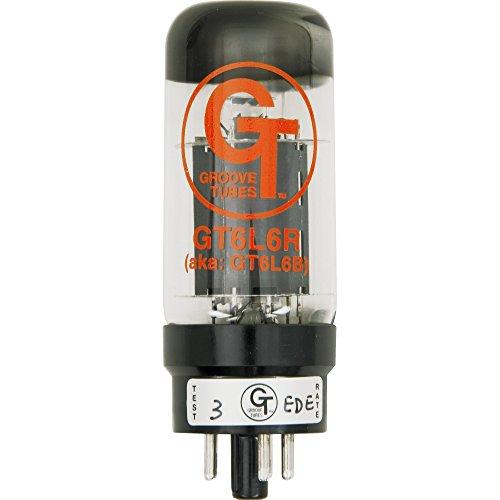 Groove Tubes GT-6L6-R Medium Duet Amplifier Tube