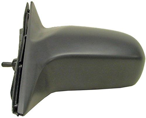 Dorman 955-1488 Driver Side Manual Door Mirror for Select Honda Models, Black