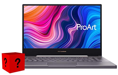 "XPC ProArt StudioBook Pro 15 W500G5T Notebook Essential (Intel 9th Gen i7-9750H, 48GB RAM, 2X 2TB NVMe SSD, Quadro RTX 5000, 15.6"" 4K UHD, Windows 10 Pro) Mobile Workstation Laptop"