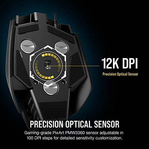 Corsair M65 Pro RGB FPS Gaming Mouse (Renewed)