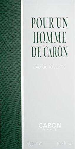 Caron Paris Pour Un Homme De Caron Eau de Toilette Splash 16.9 Fl Oz