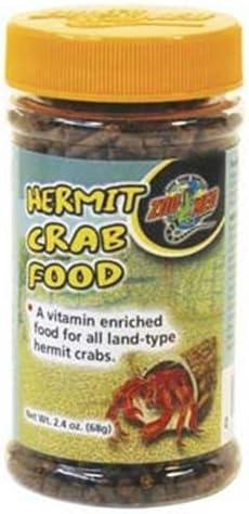 Zoo-Med-Hermit-Crab-Food