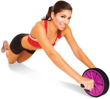Tone Fitness Ab Roller Wheel for Abs Workout | Ab Roller | Exercise Equipment & Accessories 4