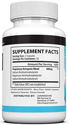 Keto XP Diet Pills - Advanced Keto Fast Rapid Burn Supplement 800mg 7