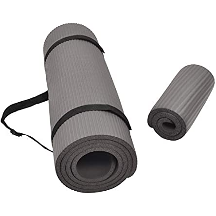 BalanceFrom GoYoga+ All-Purpose 1/2-Inch Extra Thick...