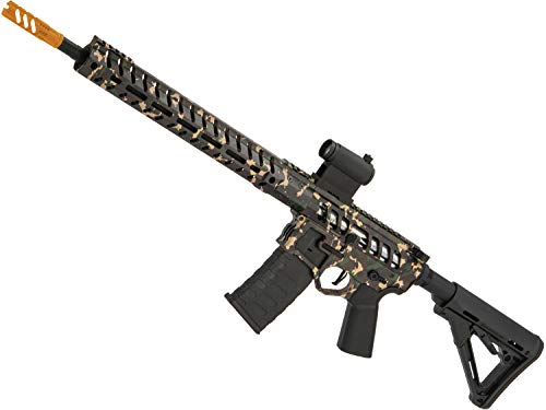Evike Demolition Ranch UDR-15 AR15 Airsoft AEG Rifle by EMG/F-1 Firearms