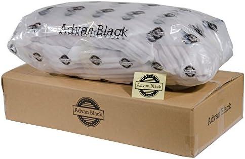 """Advanblack 6.5/"""" Speaker Pods Boxes Vivid Black For 1983-/'13 Harley Lower Fairing"""