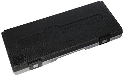 "Grey Pneumatic (81635MRD) 3/8"" Drive 35-Piece 6-Point Metric Standard and Deep Duo-Socket Set"