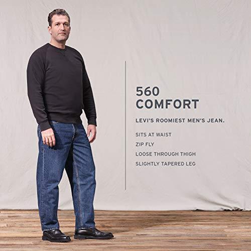 Levi's Women's 560 Comfort Fit Jeans
