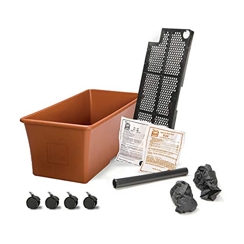 EarthBox 80155 Garden Kit, Organic, Terracotta