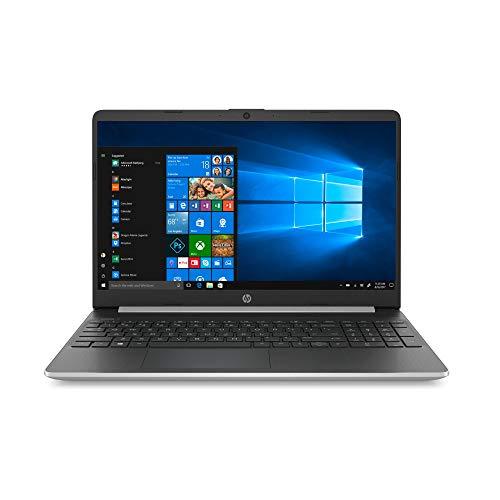 HP 15-DY1051WM Notebook 15.6″ HD i5-1035G1 1GHz 8GB RAM 256GB SSD Win 10 Home Natural Silver