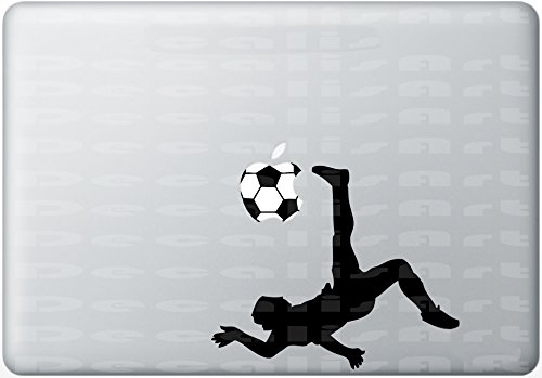 Soccer Macbook Decal Mac Decal Macbook Pro Laptop Sticker Vinyl Decal Mac Apple Skin 13 15 17