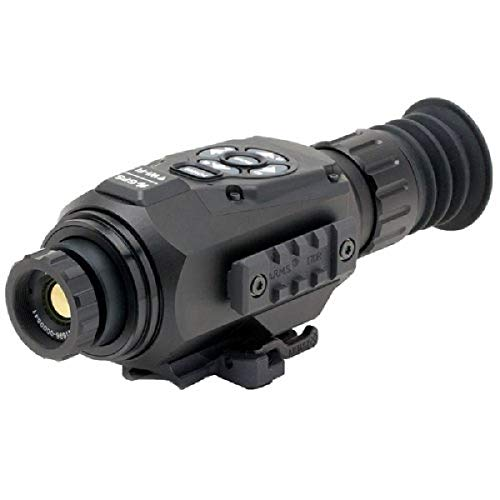ATN ThOR-HD 640, 640x480, 19 mm, Thermal Rifle Scope w/ High Res Video, WiFi, GPS, Image Stabilization, Range Finder, Ballistic Calculator and IOS and Android Apps