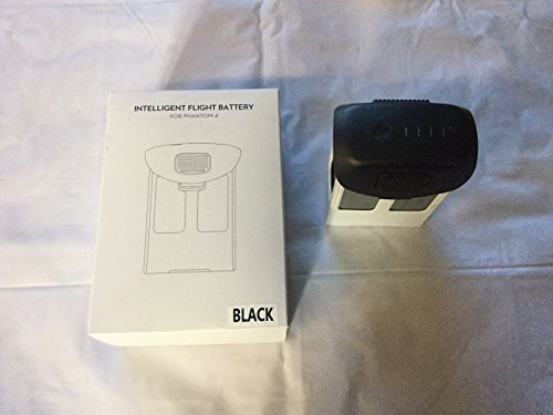 DJI Phantom 4 Part 92 - Intelligent Flight Battery(5350mAh 15.2V LiPo) Obsidian/Black - OEM