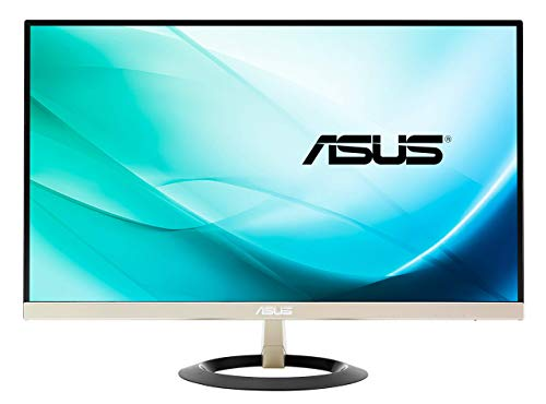 "ASUS VZ229H 21.5"" Monitor 1080P IPS Eye Care with HDMI VGA"