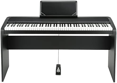 Korg B1 88 Key Digital Piano with Enhanced Speaker System