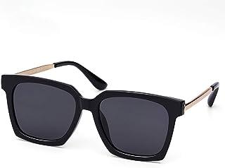 Trendy Oversized Sunglasses for Women Polarized,Classic...