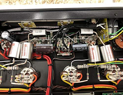 MUZISHARE X7 KT88 x4 Push-Pull Vacuum Tube Integrated Amp Power Amplifier MM Phono amp Remote Upgrade