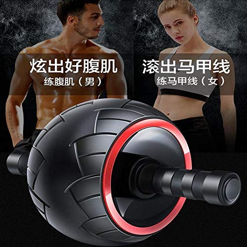 PEI Ab Roller Wheel - 3-in-1 Ab Wheel Roller with Knee Mat and Jump Rope - Ab Roller Wheel for Abdominal Exercise - Ab Workout - Home Workout Equipment - Abs Wheel Roller - Abs Roller 2020 New 8