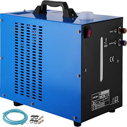 Mophorn Tig Cooler 10L Tig Water Cooler 110V Water Cooled Tig Torch 350A Tig Torch Water Cooler TIG MIG Welder Torch Water Cooling System