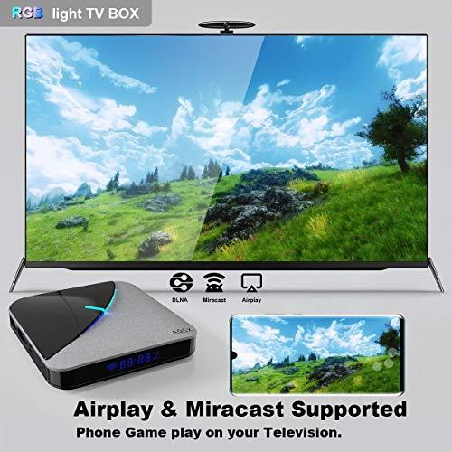 Baoer A95X F3 AIR 8K 16G/32G/64G Android 9.0 TV Box S905X3 Quad Core 5G WiFi BT4.2 USB 4 + 64G AU Plug