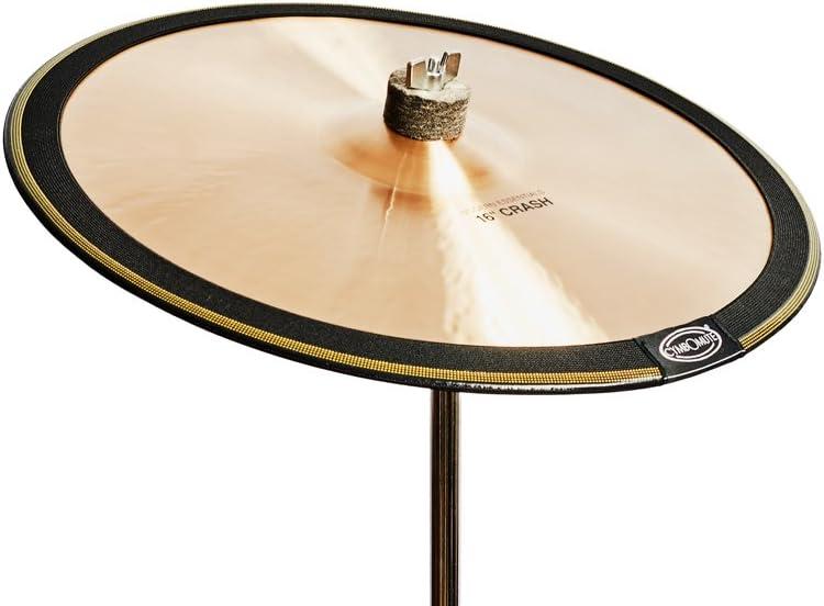 """Cymbomute Pro360º 16/17"""" Cymbal Mute/Silencer/Dampener"""