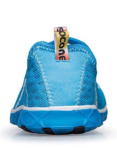 Zhuanglin Men's Quick Drying Aqua Water Shoes