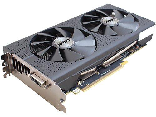 SAPPHIRE 11256-31-21G Radeon RX 470 4GB GDDR5 PCI-E (UEFI) (Built with Samsung Memory) Brown Box Version - OEM