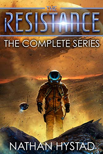 The Resistance: The Complete Series (Books 1-3) Kindle Edition by Nathan Hystad  (Author)