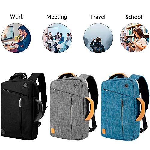 Backpack Messenger Shoulder Bag Briefcase for Google Pixel Slate HP Chromebook