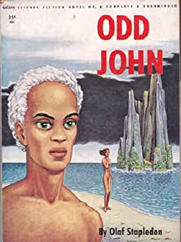 Odd John by Olaf Stapledon science fiction and fantasy book and audiobook reviews