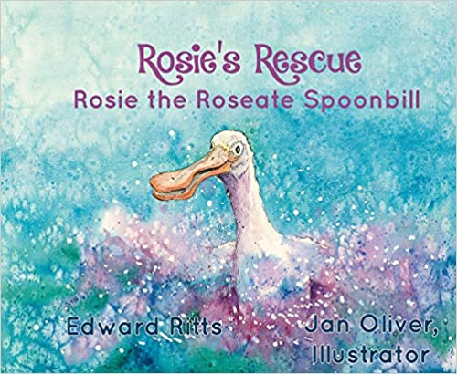 Rosie's Rescue: Rosie the Roseate Spoonbill