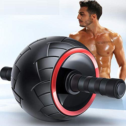 PEI Ab Roller Wheel - 3-in-1 Ab Wheel Roller with Knee Mat and Jump Rope - Ab Roller Wheel for Abdominal Exercise - Ab Workout - Home Workout Equipment - Abs Wheel Roller - Abs Roller 2020 New 6