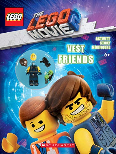 Vest Friends (The LEGO Movie 2: Activity Book with Minifigure)
