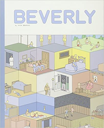 Book cover for Beverly by Nick Drnaso