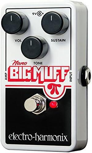 Electro-Harmonix Nano Big Muff Guitar Distortion Effects Pedal