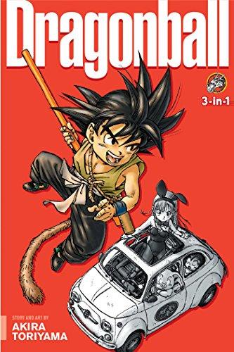 Dragon Ball (3-in-1 Edition), Vol. 1: Includes vols. 1, 2 & 3 (1)