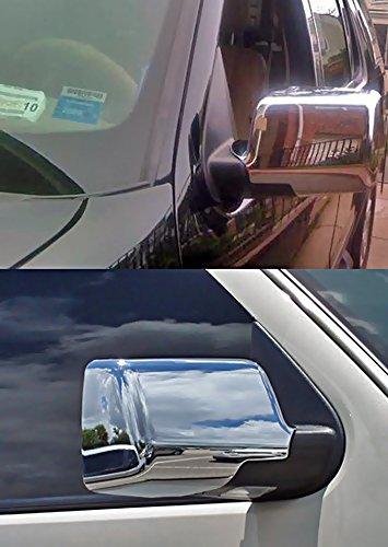 MaxMate Fits 06-11 Ford Ranger/06-10 Explorer/07-10 Explorer Sport Trac/06-09 Mercury Chrome Full Mirror Cover