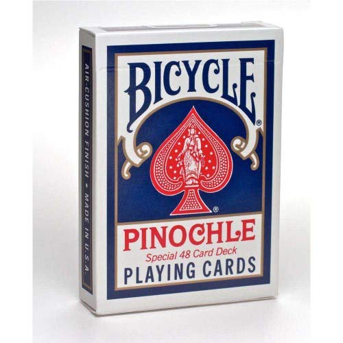 Bicycle Playing Cards - Pinochle (Pack of 24)