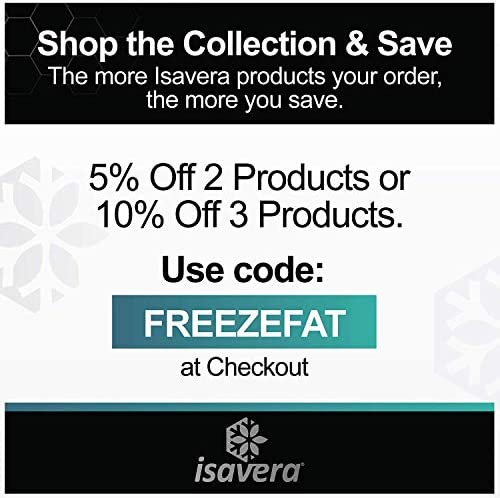 Isavera Man Boobs 'Fat Freezing' Vest | Chest Shaper for Men | Comfortable & Breathable Compression Vest | Pecs Shaper Support 8