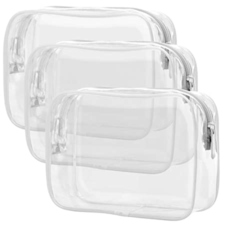 Packism Clear Toiletry Bag