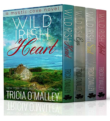 The Mystic Cove Series Boxed Set (Wild Irish Books 1-4) by [Tricia O'Malley]