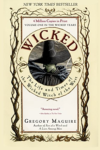 Wicked copertina