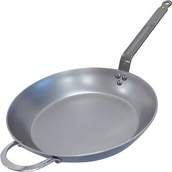 De Buyer 5610.32 Carbon Steel Pan