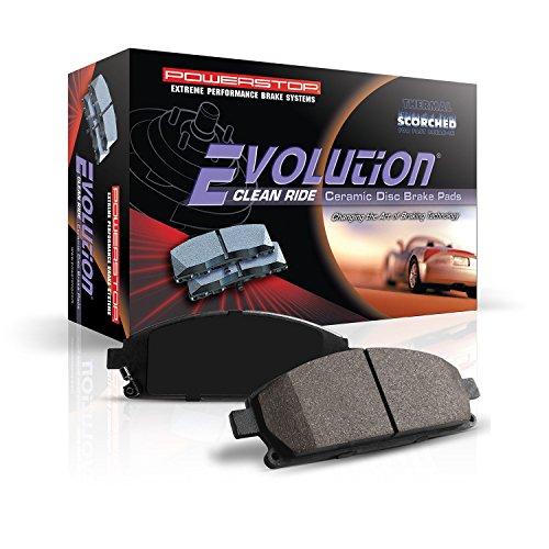 Power Stop 16-1543 Z16 Evolution Front Ceramic Brake Pads