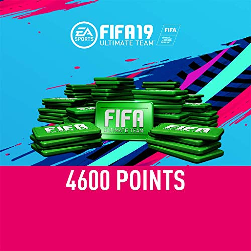 FIFA 19: 4600 FIFA Points - PS4 [Digital Code]