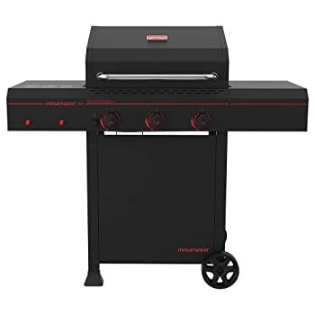 Megamaster 720-0804 Gas Grill