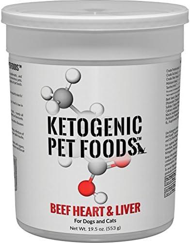 Ketogenic pet food cat food