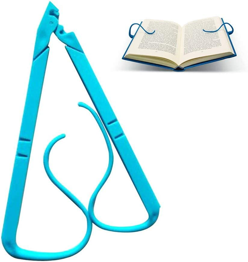 Bracket Book Pages opener, holder
