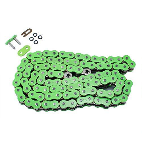 520 Pitch 78 Links Green O-Ring Chain for Polaris 330 Trail Boss 2x4 2003 2004 2005 2006 2007 2008 2009 2010